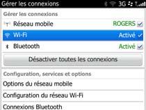 Accédez au réseau sans fil uOttawa-WPA avec BlackBerry OS 6 et 7 - étape 2