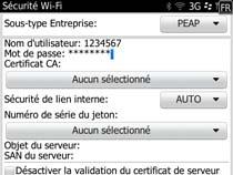Accédez au réseau sans fil uOttawa-WPA avec BlackBerry OS 6 et 7 - étape 5