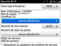 Accédez au réseau sans fil uOttawa-WPA avec BlackBerry OS 6 et 7 - étape 6