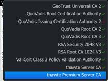 Accédez au réseau sans fil uOttawa-WPA avec BlackBerry OS 6 et 7 - étape 7