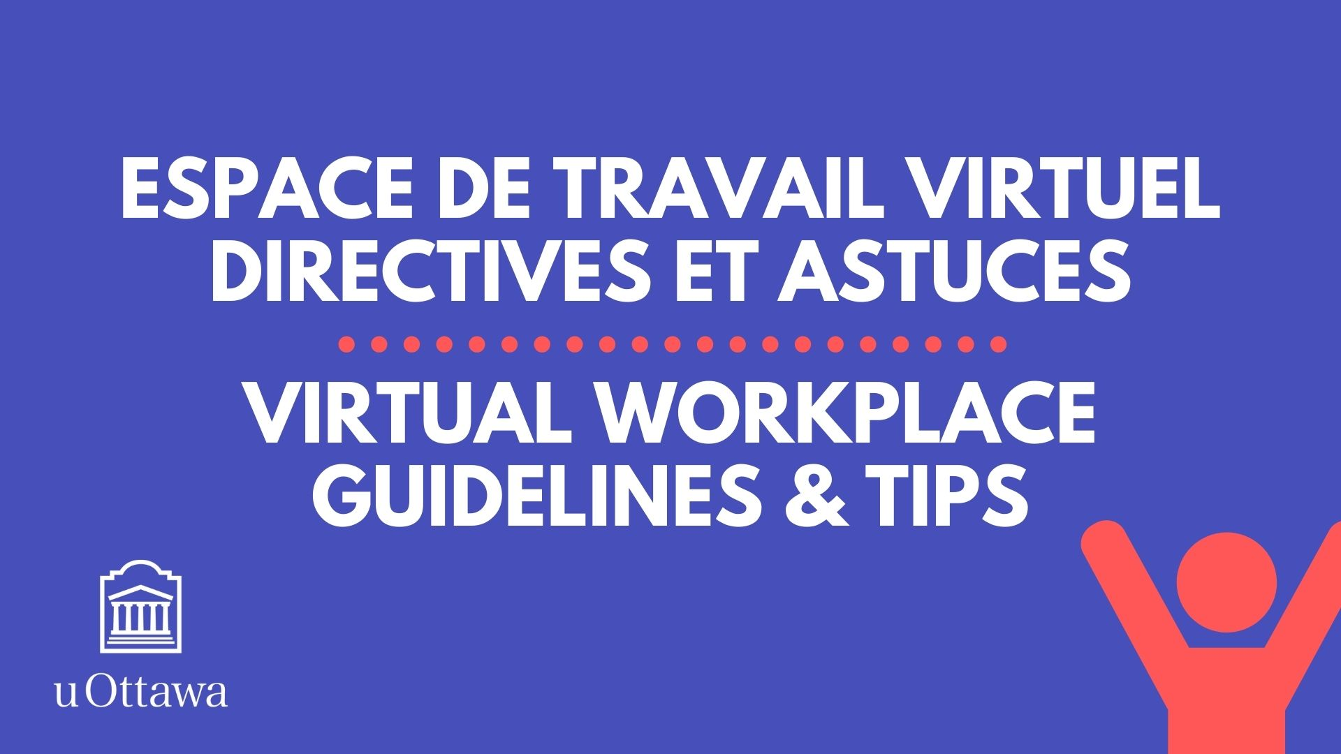espace de travail virtuel | virtual workplace