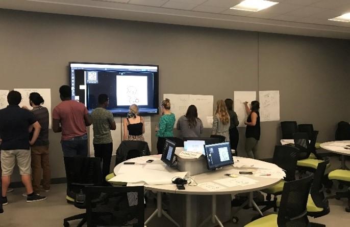 Les étudiants se replongent dans les leçons pour créer les représentants étudiants idéaux de l'Université d'Ottawa.