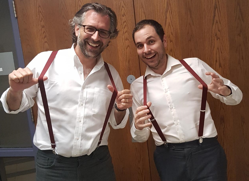 image for Suspender Fridays article