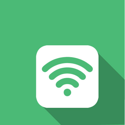 Connect to the wireless network